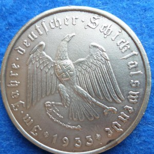 kopiya nastol.medal gitler 1933g.splav l053