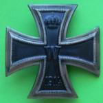 zheleznyj krest 1-go klassa obraztsa 1914g.1