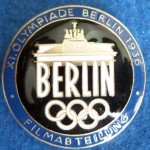 znak olimpiada berlin 1936g. kopiya