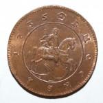1 kopecks 1735 russia 1
