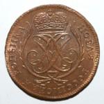 1 kopecks 1735 russia 3