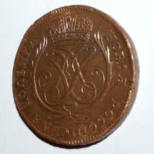 1 kopecks 1735 russia 5