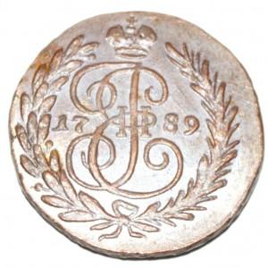 1 kopecks 1789 1