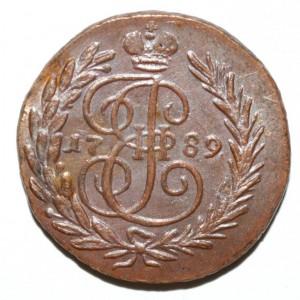 1 kopecks 1789