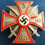 Cross 5th Regiment of the Don Cossacks 1