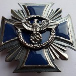 For service in the NSDAP 2 Class 1