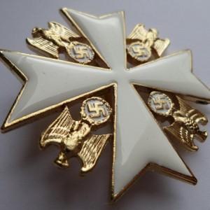 German award ORDER OF THE GERMAN EAGLE 4 class 2
