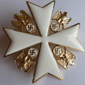German award ORDER OF THE GERMAN EAGLE 4 class 3