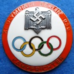 Germany sign the Olympic Games in 1936 11