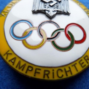 Germany sign the Olympic Games in 1936 222