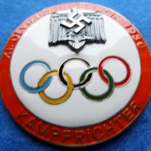 Germany sign the Olympic Games in 1936 33