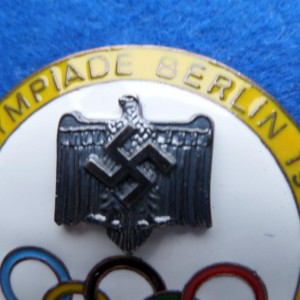Germany sign the Olympic Games in 1936 333