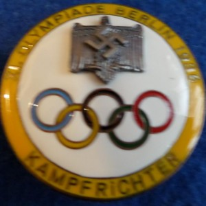 Germany sign the Olympic Games in 1936 444