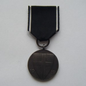 Imperial russian white army award IRON DIVISION 2