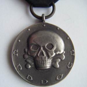 Imperial russian white army award IRON DIVISION 5