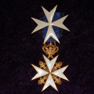 ORDER OF ST. JOHN OF JERUSALEM 1