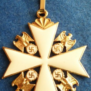 Order of the German Eagle 2 class 3