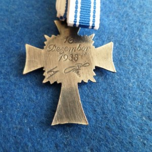 honorary cross of german mother 5