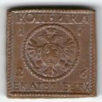 rossiya kopejka 1726g. med kopiya f139