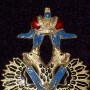 IMPERIAL RUSSIAN AWARD SIGN OF THE ORDER OF ST. ANDREW 2