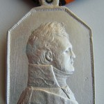 IMPERIAL RUSSIAN MEDAL FOR THE JOURNEY AROUND THE WORLD 2