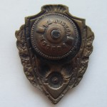 Soviet russian breastplate badge EXCELLENT MINER 2