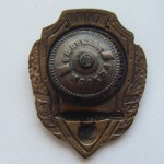 Soviet russian breastplate badge EXCELLENT TORPEDOMAN 2
