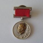 Soviet russian badge LAUREATE OF STALIN PREMIUM 2 DEGREE 1951 1