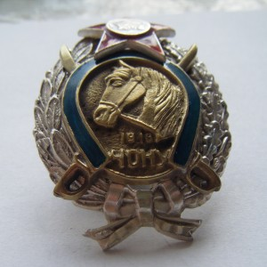 Soviet russian badge SIGN OF SPECIAL FORCES OF UKRAINE CHON 1918 1