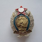 Soviet russian badge SIGN OF SPECIAL FORCES OF UKRAINE CHON 1918 2